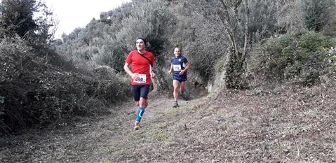 Trail del GRIFONE ....Borgo medievale di Terravecchia -Giffoni 18 novembre 2018- - foto 56