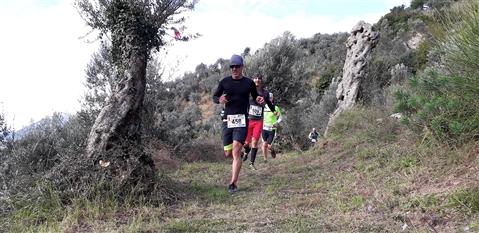 Trail del GRIFONE ....Borgo medievale di Terravecchia -Giffoni 18 novembre 2018- - foto 60