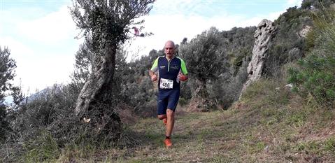 Trail del GRIFONE ....Borgo medievale di Terravecchia -Giffoni 18 novembre 2018- - foto 65
