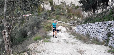 Trail del GRIFONE ....Borgo medievale di Terravecchia -Giffoni 18 novembre 2018- - foto 68