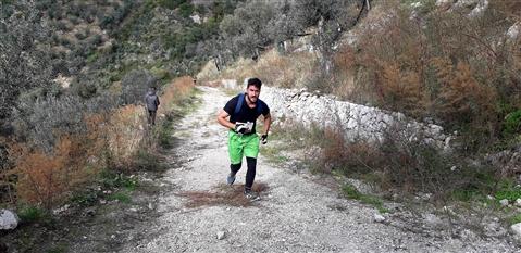 Trail del GRIFONE ....Borgo medievale di Terravecchia -Giffoni 18 novembre 2018- - foto 74