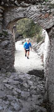 Trail del GRIFONE ....Borgo medievale di Terravecchia -Giffoni 18 novembre 2018- - foto 81
