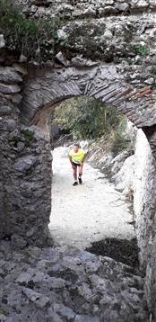 Trail del GRIFONE ....Borgo medievale di Terravecchia -Giffoni 18 novembre 2018- - foto 84