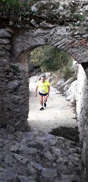 Trail del GRIFONE ....Borgo medievale di Terravecchia -Giffoni 18 novembre 2018- - foto 85