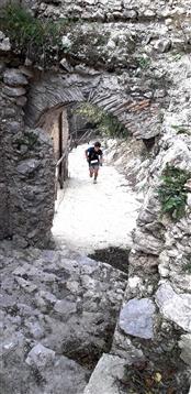 Trail del GRIFONE ....Borgo medievale di Terravecchia -Giffoni 18 novembre 2018- - foto 87
