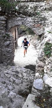 Trail del GRIFONE ....Borgo medievale di Terravecchia -Giffoni 18 novembre 2018- - foto 88