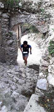 Trail del GRIFONE ....Borgo medievale di Terravecchia -Giffoni 18 novembre 2018- - foto 89