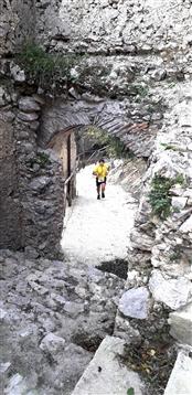 Trail del GRIFONE ....Borgo medievale di Terravecchia -Giffoni 18 novembre 2018- - foto 90