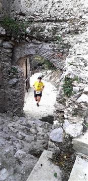 Trail del GRIFONE ....Borgo medievale di Terravecchia -Giffoni 18 novembre 2018- - foto 91