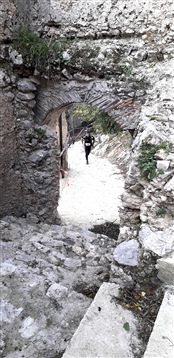Trail del GRIFONE ....Borgo medievale di Terravecchia -Giffoni 18 novembre 2018- - foto 93