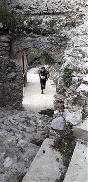 Trail del GRIFONE ....Borgo medievale di Terravecchia -Giffoni 18 novembre 2018- - foto 94
