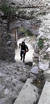 Trail del GRIFONE ....Borgo medievale di Terravecchia -Giffoni 18 novembre 2018- - foto 95