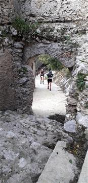 Trail del GRIFONE ....Borgo medievale di Terravecchia -Giffoni 18 novembre 2018- - foto 97