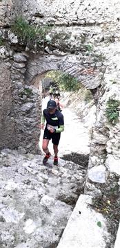 Trail del GRIFONE ....Borgo medievale di Terravecchia -Giffoni 18 novembre 2018- - foto 98