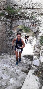 Trail del GRIFONE ....Borgo medievale di Terravecchia -Giffoni 18 novembre 2018- - foto 101