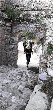 Trail del GRIFONE ....Borgo medievale di Terravecchia -Giffoni 18 novembre 2018- - foto 102