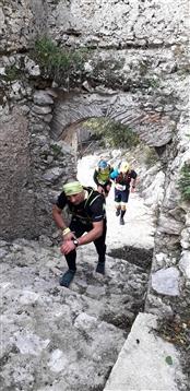 Trail del GRIFONE ....Borgo medievale di Terravecchia -Giffoni 18 novembre 2018- - foto 103