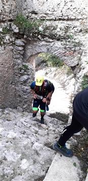 Trail del GRIFONE ....Borgo medievale di Terravecchia -Giffoni 18 novembre 2018- - foto 104