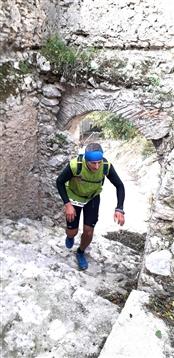 Trail del GRIFONE ....Borgo medievale di Terravecchia -Giffoni 18 novembre 2018- - foto 105
