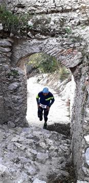 Trail del GRIFONE ....Borgo medievale di Terravecchia -Giffoni 18 novembre 2018- - foto 107
