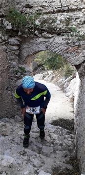 Trail del GRIFONE ....Borgo medievale di Terravecchia -Giffoni 18 novembre 2018- - foto 108