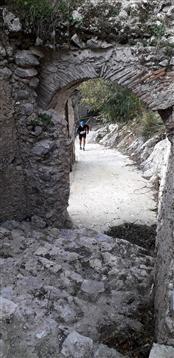 Trail del GRIFONE ....Borgo medievale di Terravecchia -Giffoni 18 novembre 2018- - foto 109