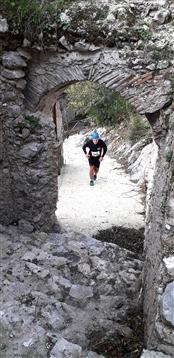 Trail del GRIFONE ....Borgo medievale di Terravecchia -Giffoni 18 novembre 2018- - foto 110