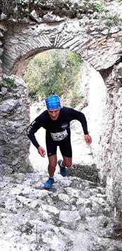 Trail del GRIFONE ....Borgo medievale di Terravecchia -Giffoni 18 novembre 2018- - foto 111