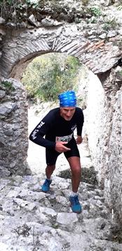 Trail del GRIFONE ....Borgo medievale di Terravecchia -Giffoni 18 novembre 2018- - foto 112