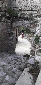 Trail del GRIFONE ....Borgo medievale di Terravecchia -Giffoni 18 novembre 2018- - foto 113