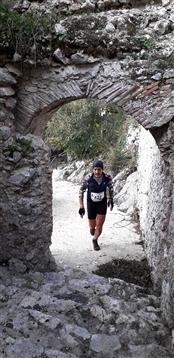 Trail del GRIFONE ....Borgo medievale di Terravecchia -Giffoni 18 novembre 2018- - foto 117