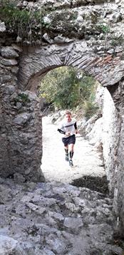 Trail del GRIFONE ....Borgo medievale di Terravecchia -Giffoni 18 novembre 2018- - foto 119