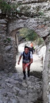 Trail del GRIFONE ....Borgo medievale di Terravecchia -Giffoni 18 novembre 2018- - foto 123