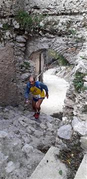 Trail del GRIFONE ....Borgo medievale di Terravecchia -Giffoni 18 novembre 2018- - foto 127