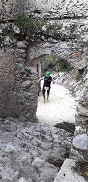 Trail del GRIFONE ....Borgo medievale di Terravecchia -Giffoni 18 novembre 2018- - foto 128