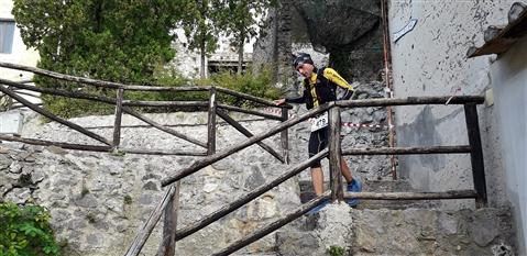 Trail del GRIFONE ....Borgo medievale di Terravecchia -Giffoni 18 novembre 2018- - foto 130