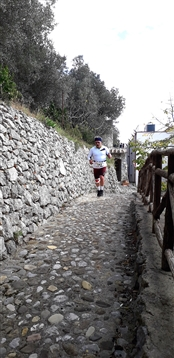 Trail del GRIFONE ....Borgo medievale di Terravecchia -Giffoni 18 novembre 2018- - foto 136