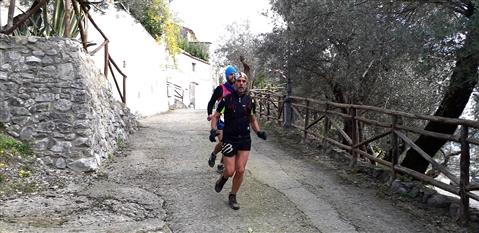 Trail del GRIFONE ....Borgo medievale di Terravecchia -Giffoni 18 novembre 2018- - foto 139