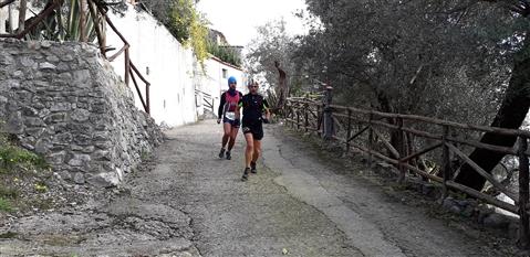 Trail del GRIFONE ....Borgo medievale di Terravecchia -Giffoni 18 novembre 2018- - foto 140