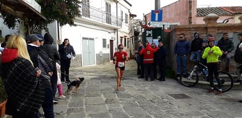 Trail del GRIFONE ....Borgo medievale di Terravecchia -Giffoni 18 novembre 2018- - foto 147