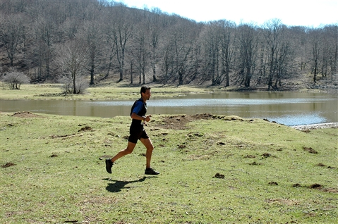 """I° Trail """"La Dama del Lago"""" 24 marzo 2019 Sanpotito Sannitico - foto 1"""