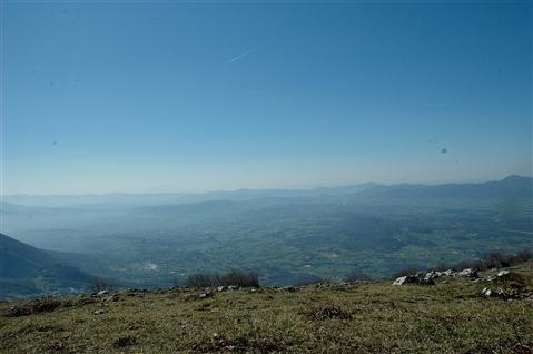 """I° Trail """"La Dama del Lago"""" 24 marzo 2019 Sanpotito Sannitico - foto 14"""