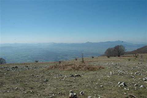 """I° Trail """"La Dama del Lago"""" 24 marzo 2019 Sanpotito Sannitico - foto 16"""