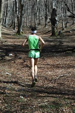 """I° Trail """"La Dama del Lago"""" 24 marzo 2019 Sanpotito Sannitico - foto 23"""