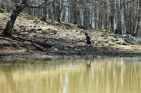 """I° Trail """"La Dama del Lago"""" 24 marzo 2019 Sanpotito Sannitico - foto 25"""