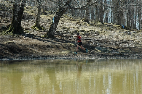 """I° Trail """"La Dama del Lago"""" 24 marzo 2019 Sanpotito Sannitico - foto 26"""
