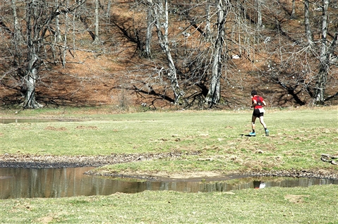 """I° Trail """"La Dama del Lago"""" 24 marzo 2019 Sanpotito Sannitico - foto 28"""