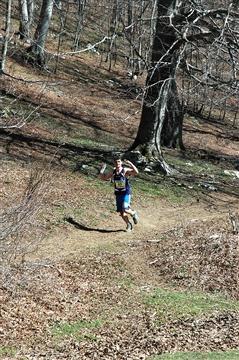 """I° Trail """"La Dama del Lago"""" 24 marzo 2019 Sanpotito Sannitico - foto 31"""