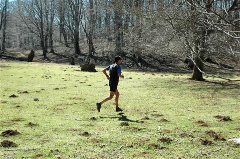 """I° Trail """"La Dama del Lago"""" 24 marzo 2019 Sanpotito Sannitico - foto 34"""