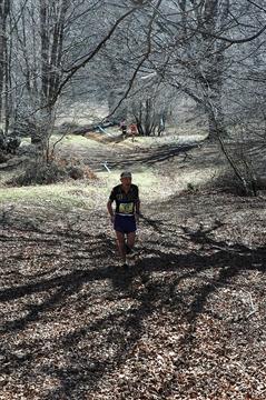 """I° Trail """"La Dama del Lago"""" 24 marzo 2019 Sanpotito Sannitico - foto 39"""